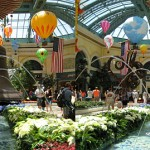 The Bellagio Hotel and Casino