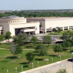 A KAP view of the George Bush Presidential Library and Museum