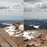 The Rails at the top of Pike's Peak