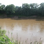 The Brazos River